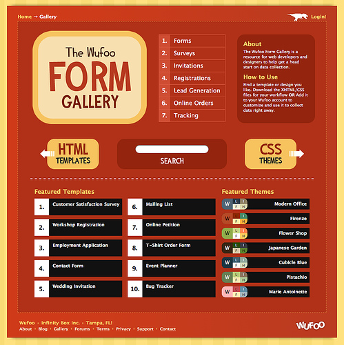 We\'ve Added Nearly 200 New Templates to the Wufoo Form Template ...
