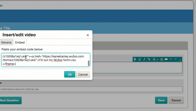 Psst! How to track your forms with SurveyMonkey   Wufoo
