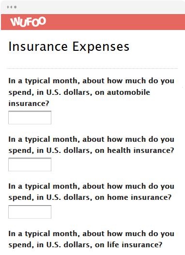 Insurance_Expenses Veterinarian Employment Application Form on veterinarian form to print, veterinary check in forms, veterinarian care forms, veterinarian job responsibilities,