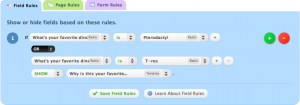 The correct way to use Field Rules