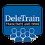 DeleTrain logo