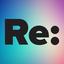 Re:plain logo