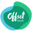 Plant Trees with Offset Earth logo